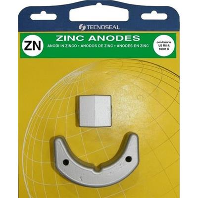 Kit Anodes Zinc JOHNSON EVINRUDE 50 a 75Cv