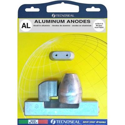 Kit Anodes Alu JOHNSON EVINRUDE E-Tec G2