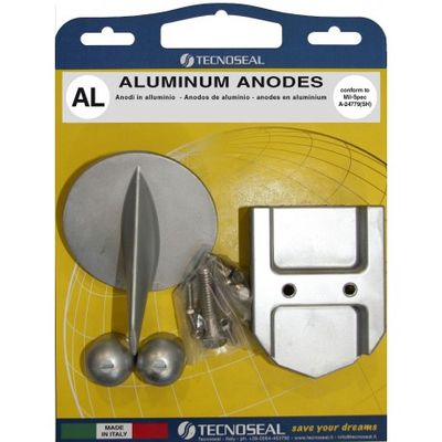 Anodes kits complets