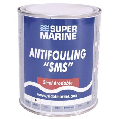 Antifouling semi-érodable SMS