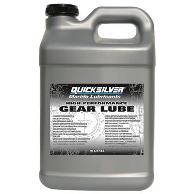 Huile d'Embase Quicksilver High-Performance (10L)