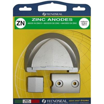Kit Anodes Zinc JOHNSON EVINRUDE COBRA