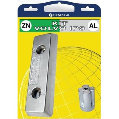Kit Anodes Zinc VOLVO IPS
