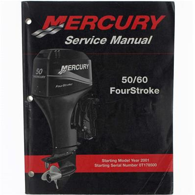 Service Manual MERCURY MARINER 50-60 Four Stroke